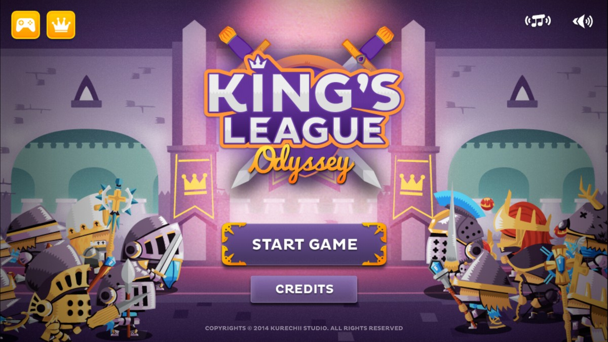 Image King's League Odyssey