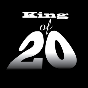 King of 20 is a new board game where players use numbers and operations to make expressions on a matrix of square spaces