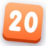 Twenty Game by Stephen French