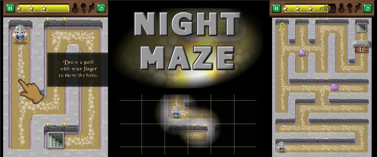 Image Night Maze