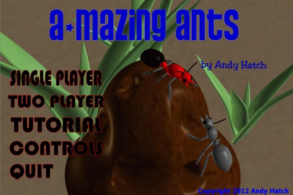 Image Amazing Ants