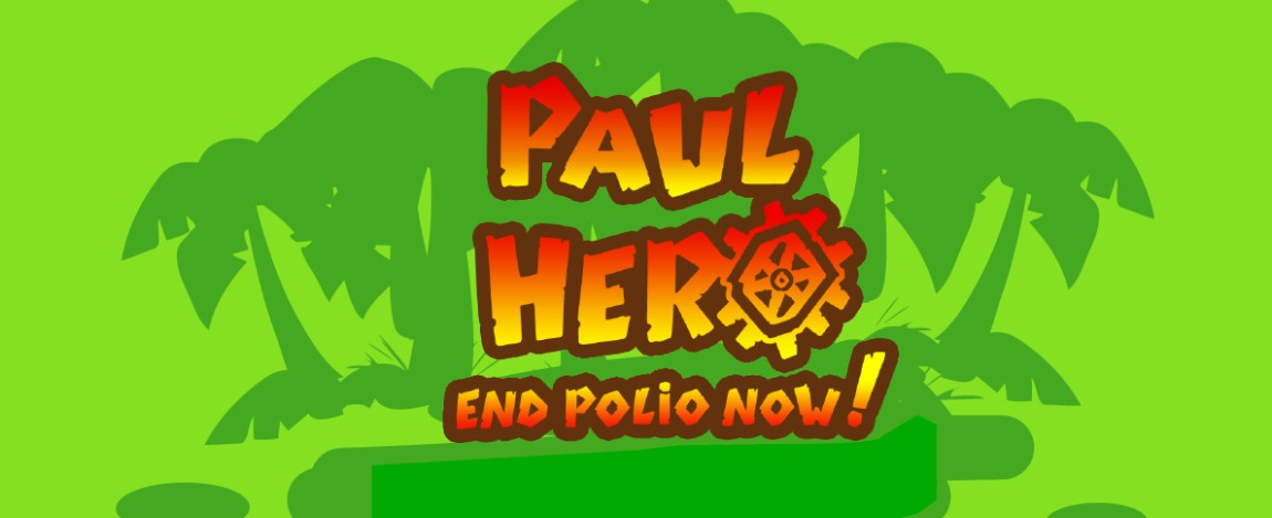 Image Paul Hero End Polio Now!
