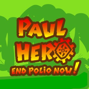 Paul Hero End Polio Now!