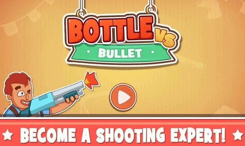Image Bottle vs Bullet