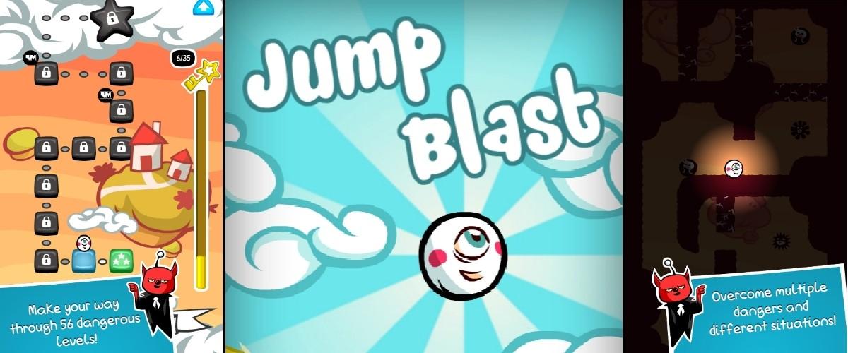 Image Jump Blast Demo