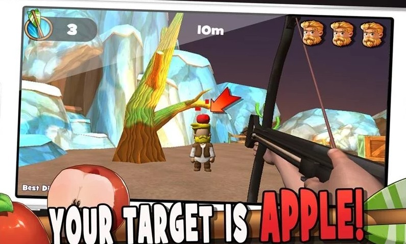Image Your Target is Apple