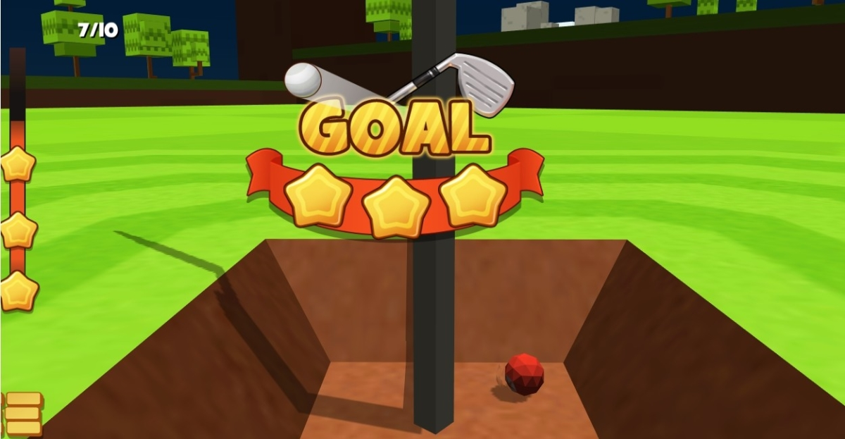Image Hit Golf 3D
