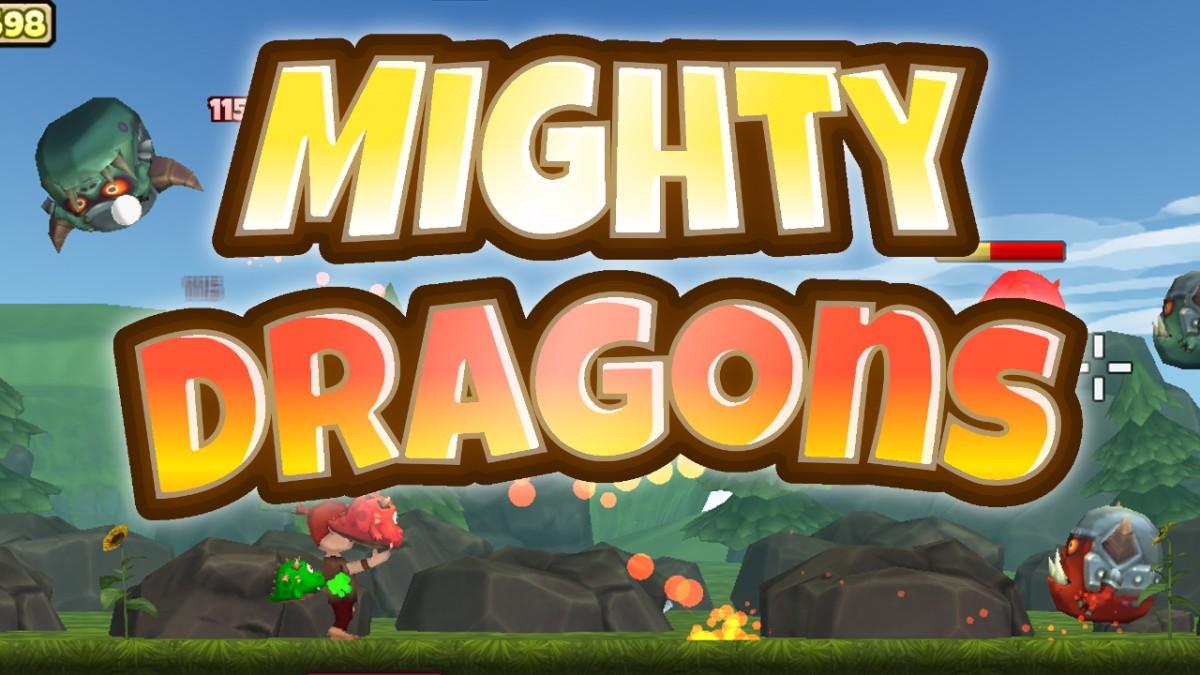 Image Mighty Dragons