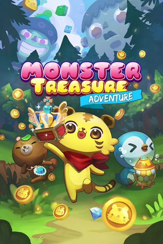 Image Monster Treasure Adventure