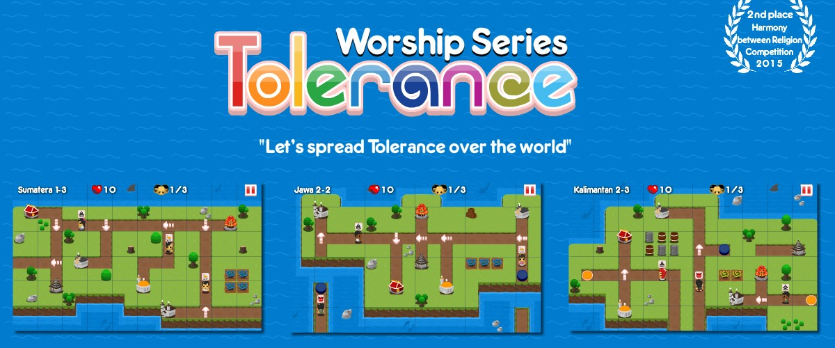 Image Tolerance Worship Series Demo