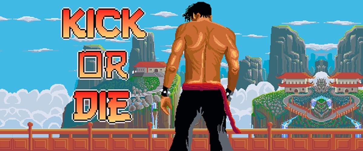 Image Kick or Die Karate Ninja