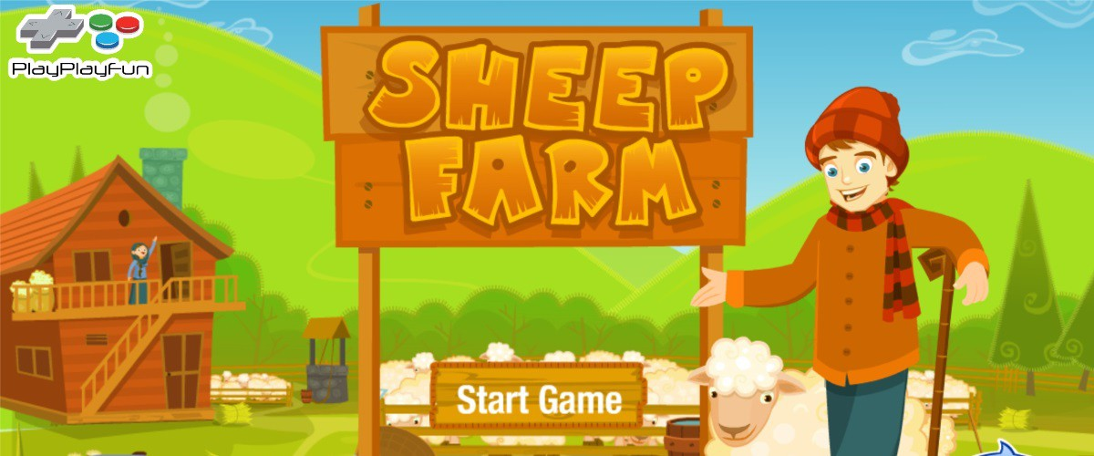 Image Sheep Farm