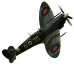 World of Aircrafts Spitfire