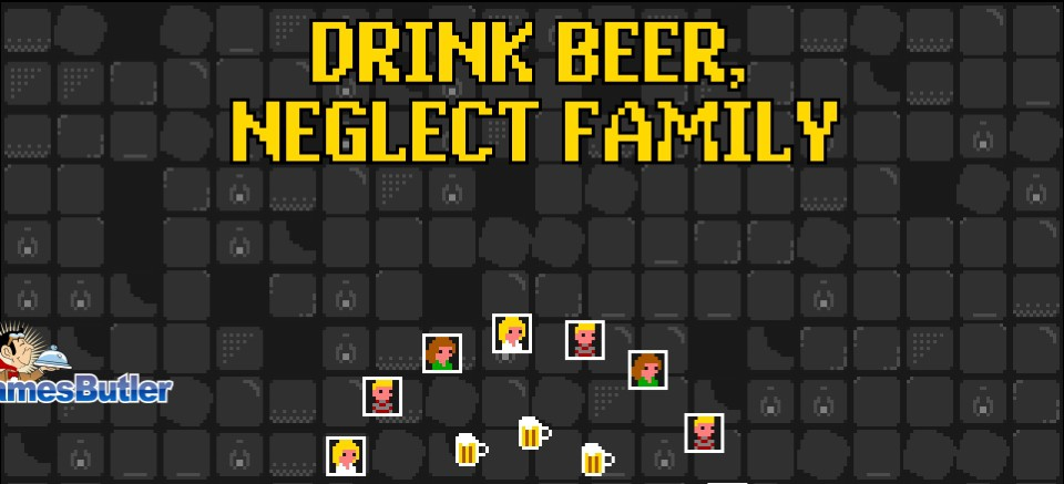 Image Drink Beer Neglect Family