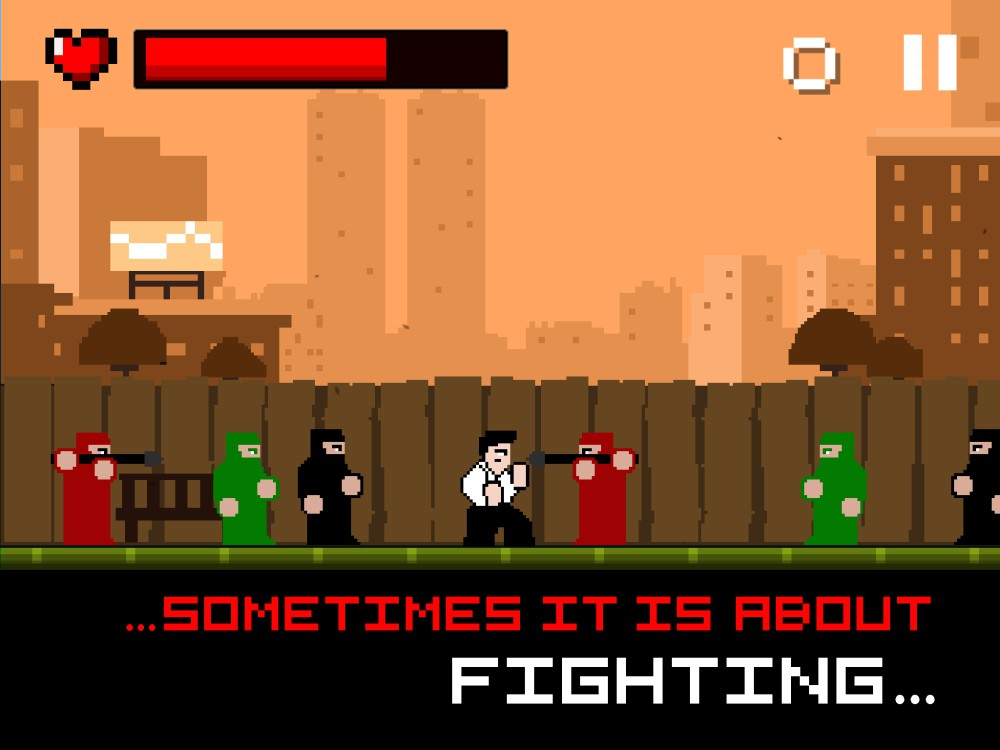 Image Eternal Fighter Demo