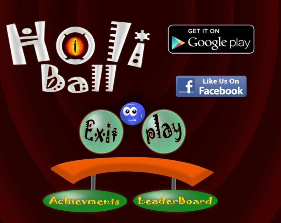 Image Holi Ball