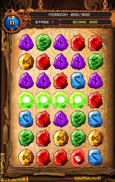 Image Rune Master Puzzle