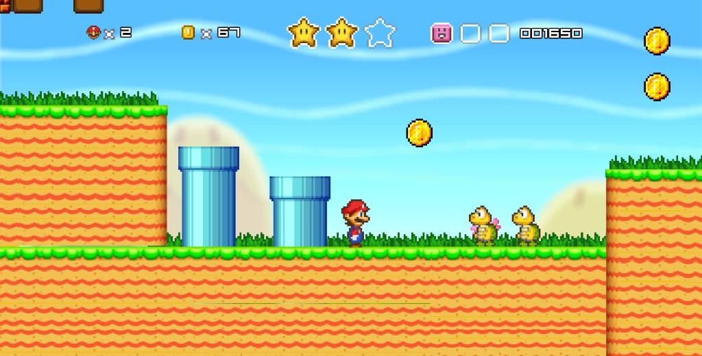 super mario original game play online