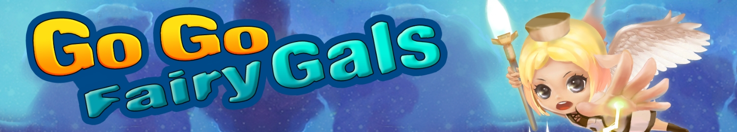 Go Go Fairy Gals is an arcade shooter game with upgrades and unlockables!.