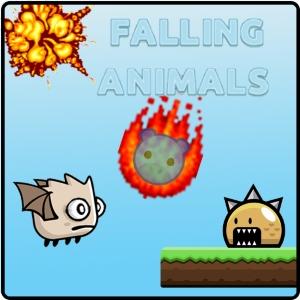 Falling Animals
