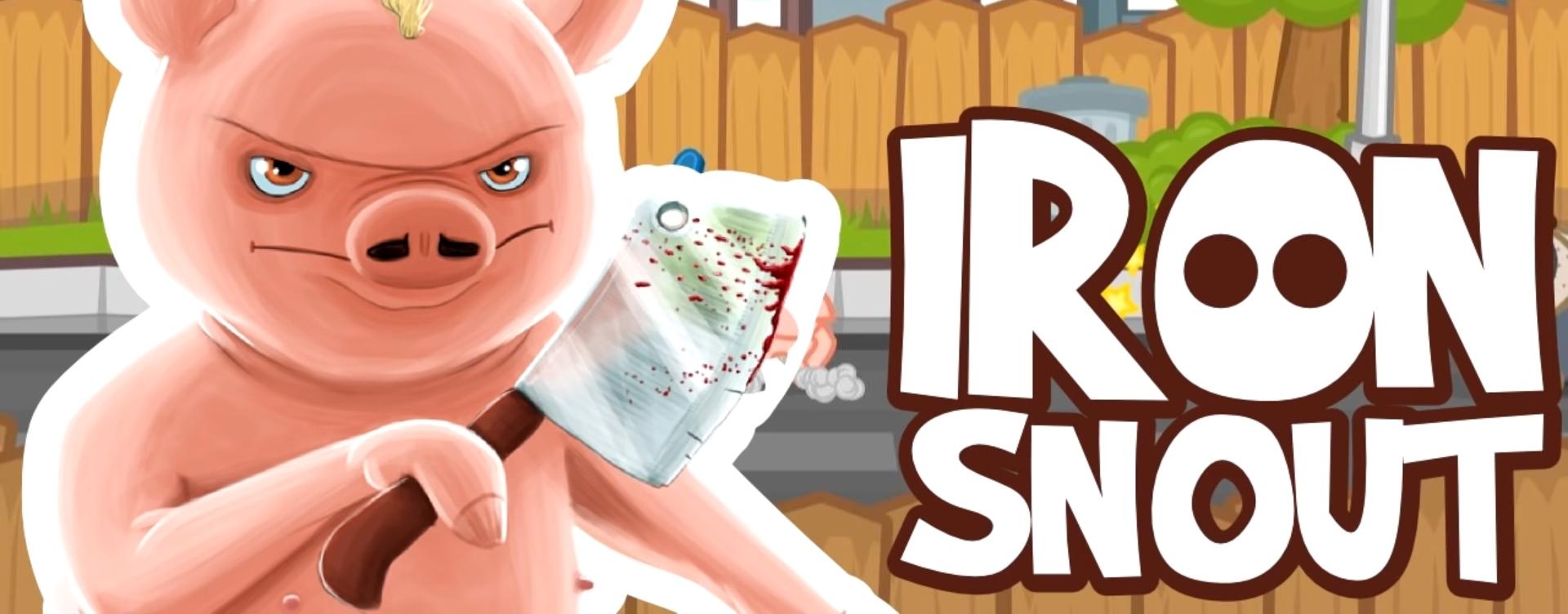 Image Iron Snout+