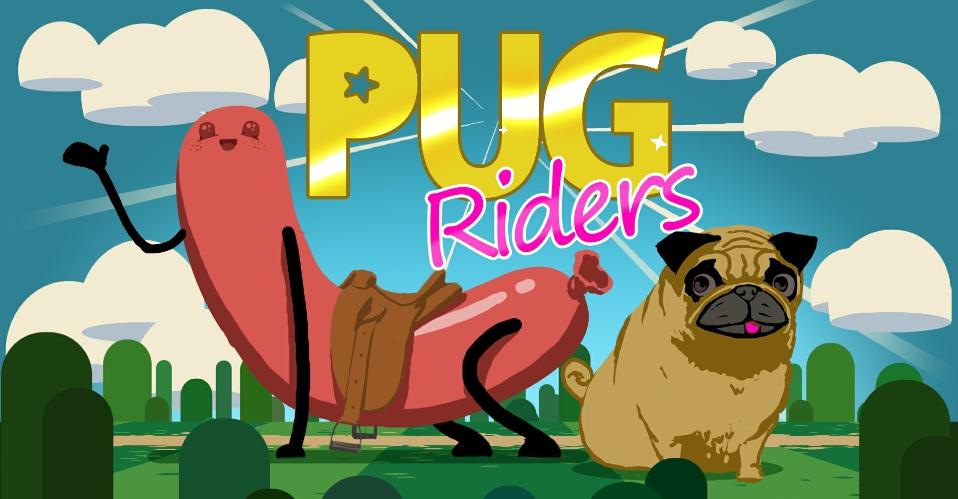 Pug Riders