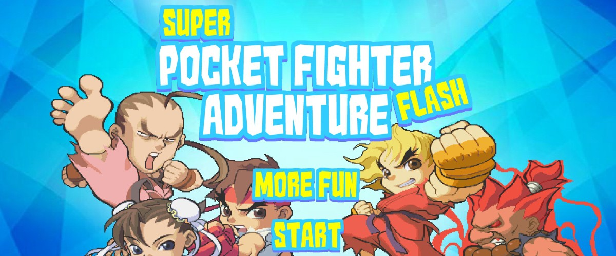 Image Super Pocket Fighter Adventure