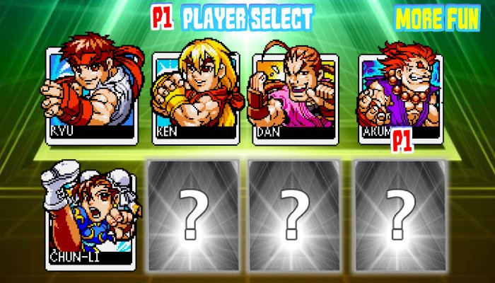 Image Super Pocket Fighter Adventure