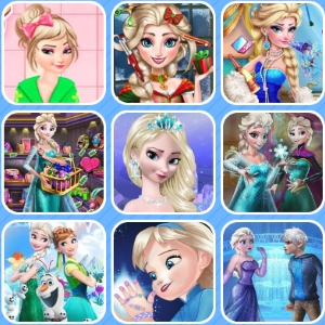 Have Fun Activities with Characters of Frozen Movie
