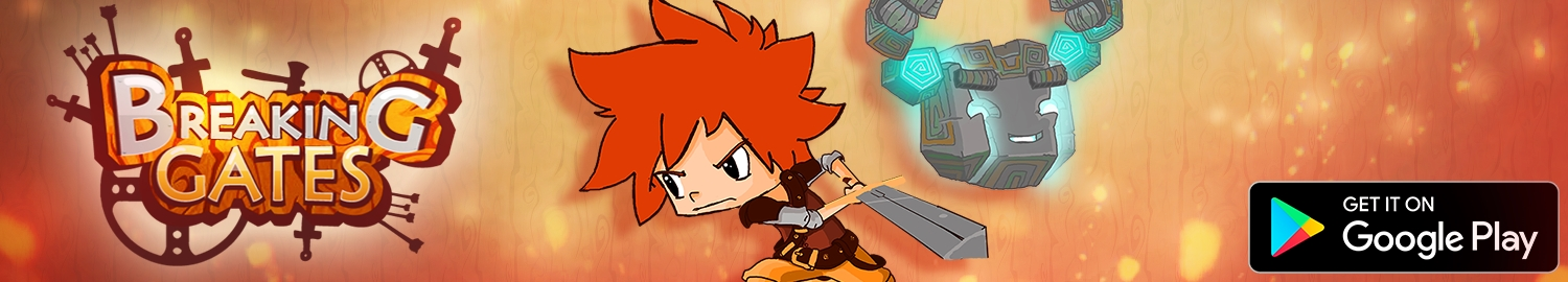 Breaking Gates is the ultimate action beat 'em up RPG game with fun story and epic bosses