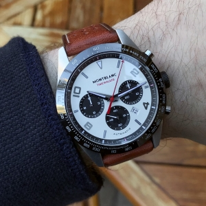 The Best Features in Montblanc Timewalker