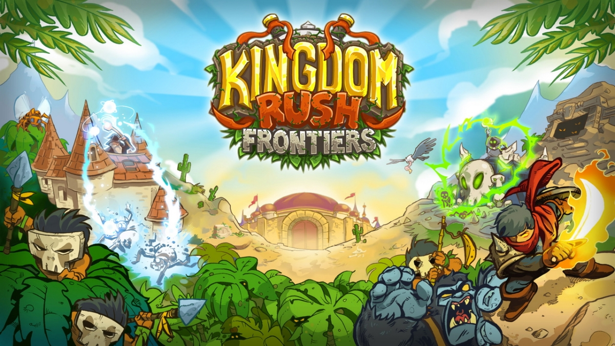 Image Kingdom Rush Frontiers