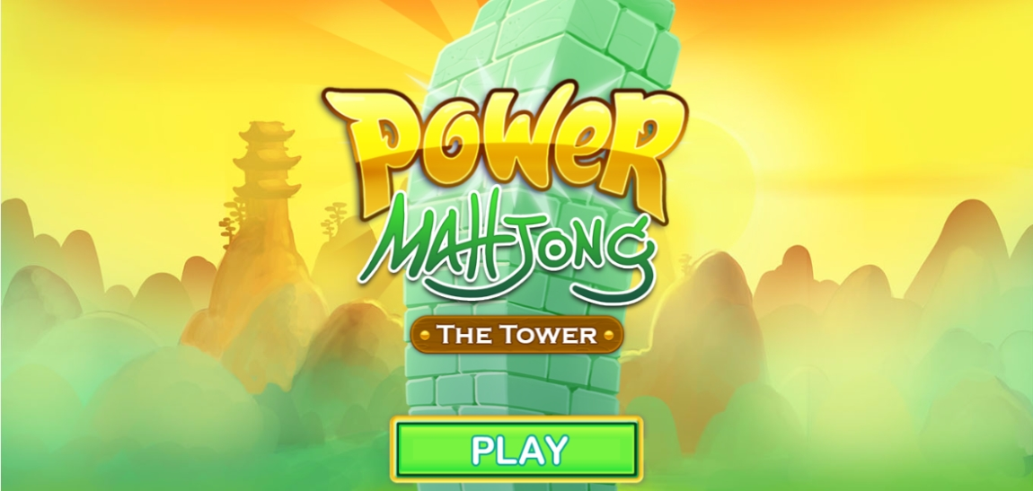 Image Power Mahjong: The Tower