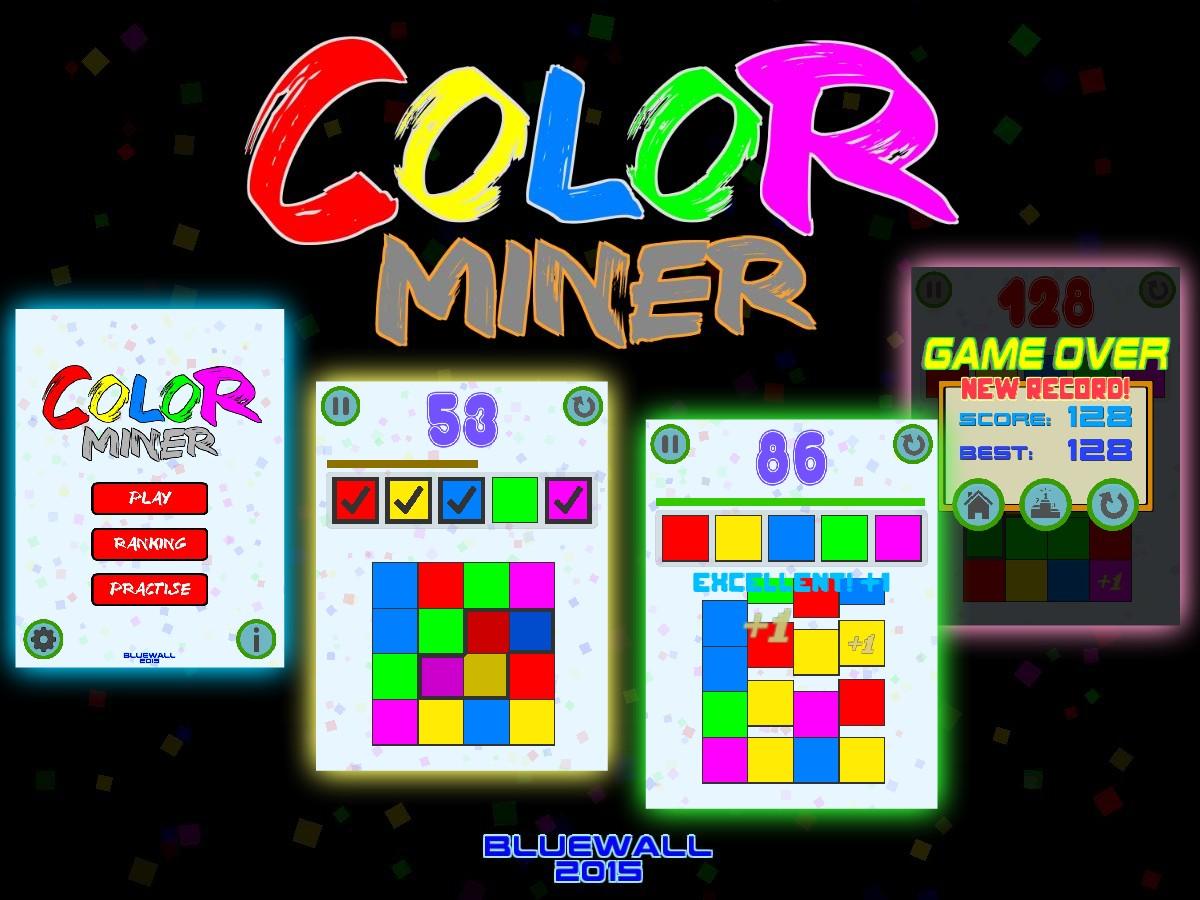 Image Color Miner