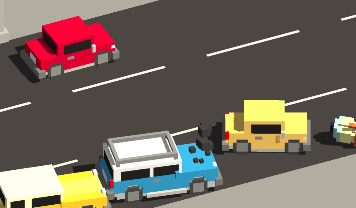 Image E5 Car Driving Game