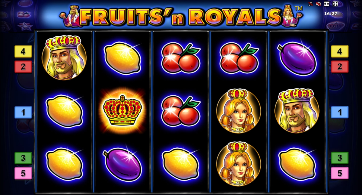 Image Fruits and Royals