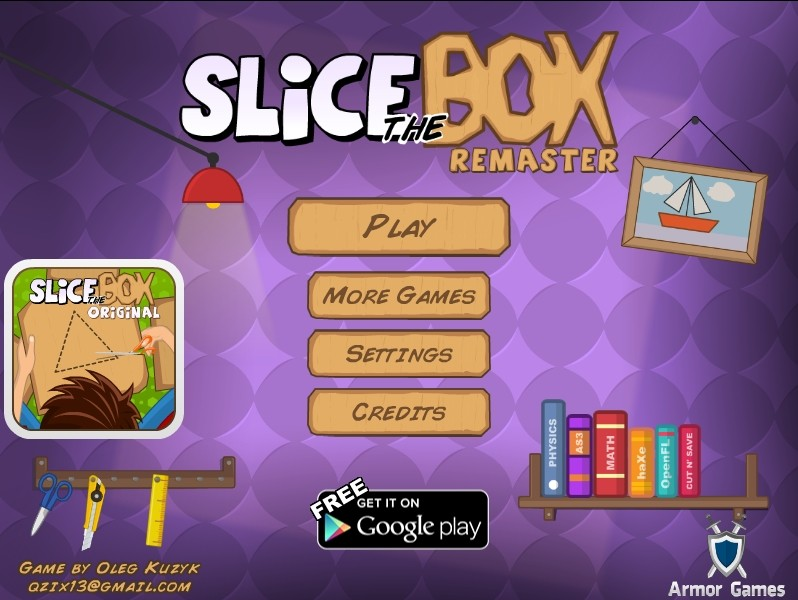 Image Slice the Box Remaster