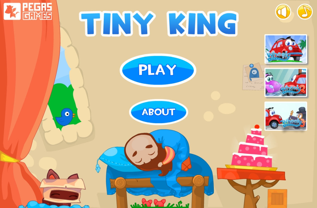 Image Tiny King