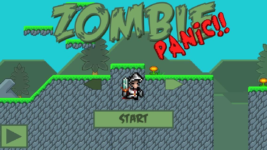 Image Zombie Panic !!