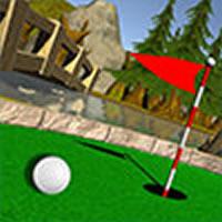 Mini Golf Woodland Retreat