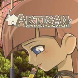 Artisan Going Home Again is an engaging point click adventure with RPG / Sims mixture
