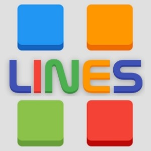 Lines: Squares that Disappear
