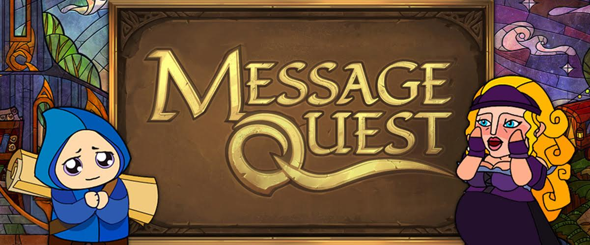 Image Message Quest