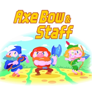 Preview – Axe Bow & Staff Game