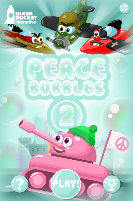 Image Peace Bubbles 2