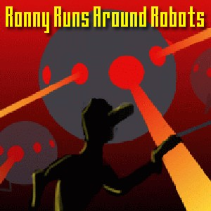 Ronny Runs Around Robots