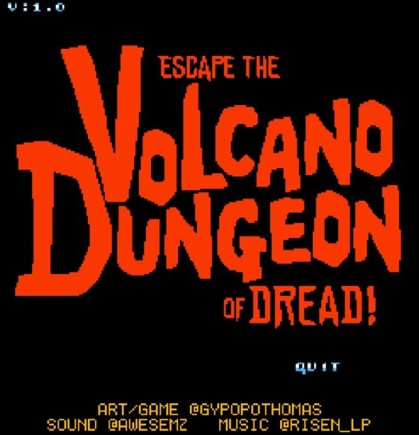 Image Volcano Dungeon