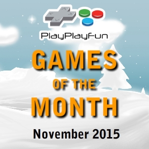 Games of the Month November 2015