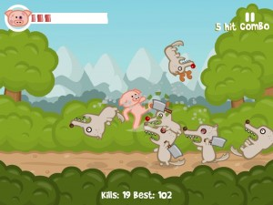 Iron Snout game screenshot 1
