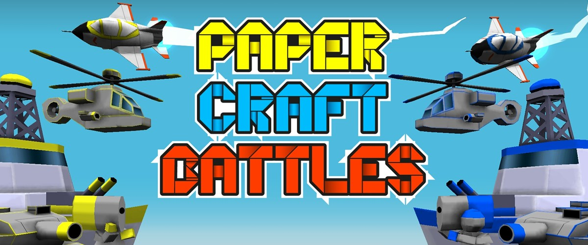 Image Paper Craft Battles